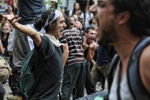 Costa Rica protest