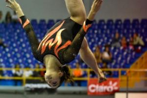 Central American Games gymnastics
